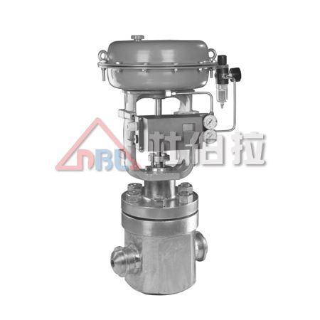锅炉给水泵最小循环流量调节阀