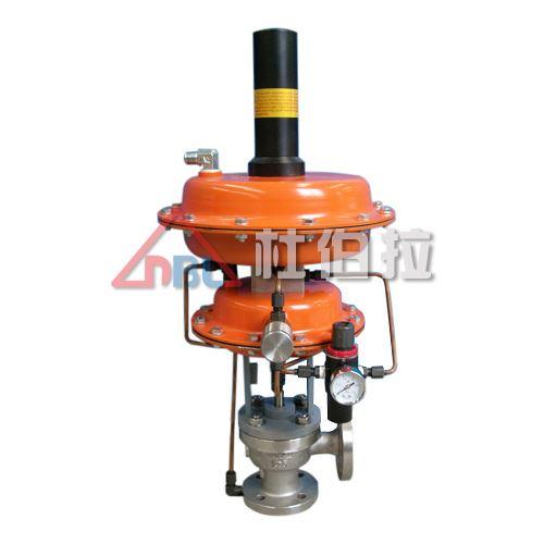 带指挥器自力式压力调节阀 供氮阀