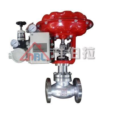 ZXG系列气动薄膜套筒导向型单座调节阀